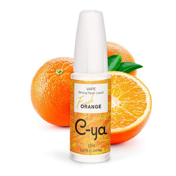 Cya(シーヤ)国産リキッド フレッシュオレンジ